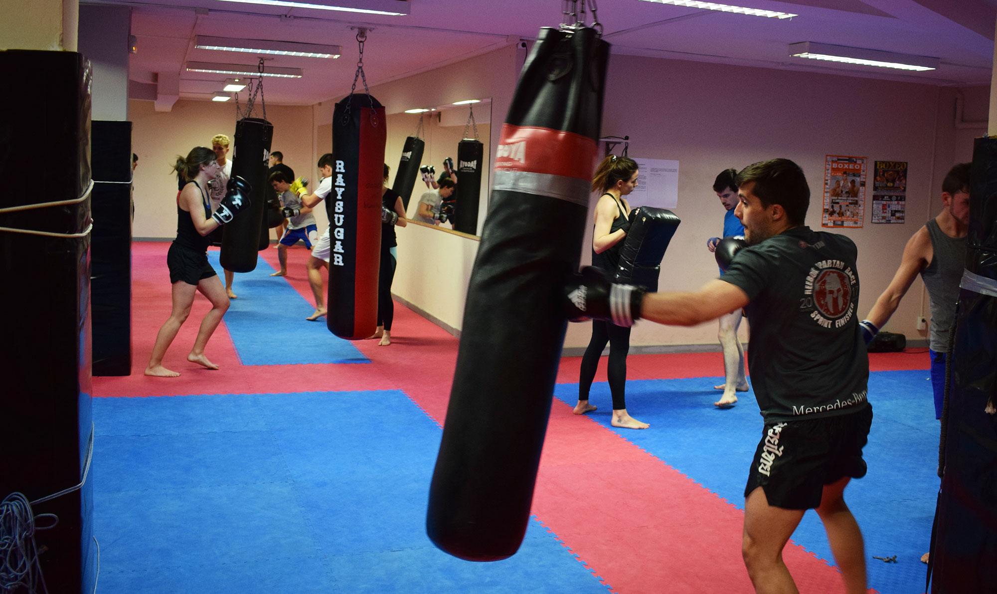 Artes marciales para todas las edades y sexos